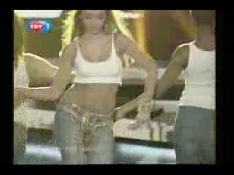 Hadise  Dum Tek Tek Türkiye Eurovision Şarkısı 2009