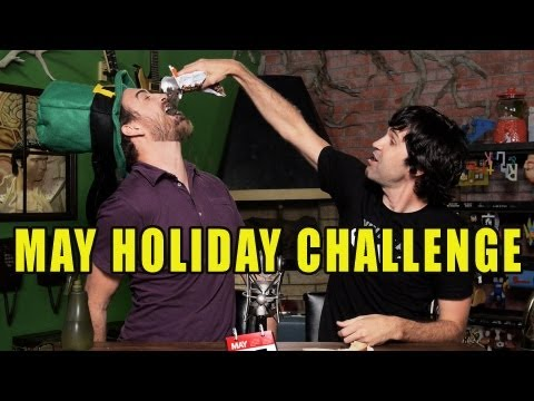 May Holiday Challenge