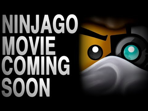 LEGO NinjaGo Movie Coming To The Big Screen! 2014/2015