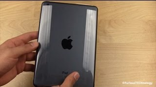 iPad Mini Unboxing (Black) + Start Up