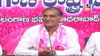 Minister Harish Rao Counter To T-Congress leader Jaipal Reddy Comments | Great Telangana TV