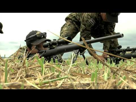 Fuerzas Comando 2012-Sniper and Assault Critical Tasks-