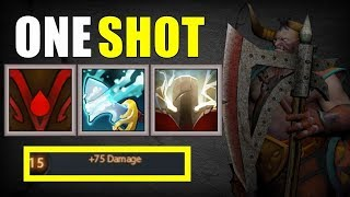 Thirsty One Shot | Dota 2 Ability Draft