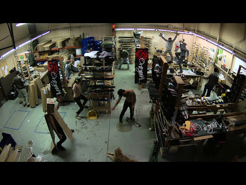 Harlem Shake v3.5 Original Skateboards Office