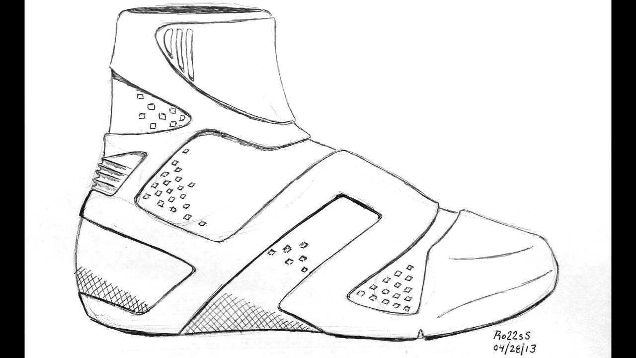 Jordan 13 Shoes Drawing Future Shoe Designs Air