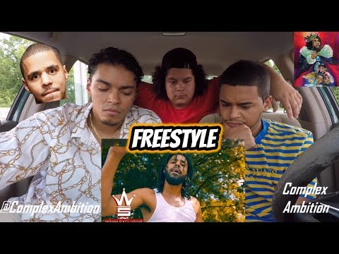 "J. Cole ""Album Of The Year (Freestyle)"" REACTION REVIEW"
