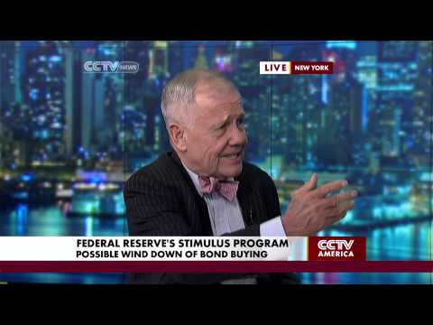 Legendary Investor Jim Rogers on CCTV