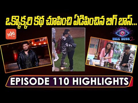 Bigg Boss Telugu Season 2 Highlights | Episode 110 | Kuashal | Kaushal Army | YOYO TV Channel