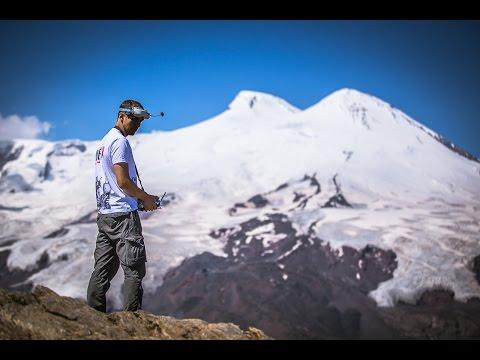 Dronetourist On The Caucasus. Дронтурист на Кавказе.
