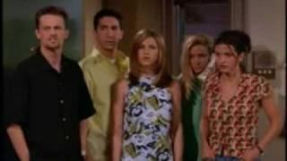 Friends: The 10 craziest boyfriends & girlfriends!