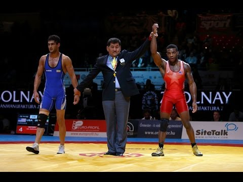 2013 Budapest World Freestyle Wrestling Championship 74kg