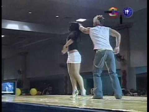 Bailando por un Sueñio Tavito Bam Bam y Nancy con buena onda