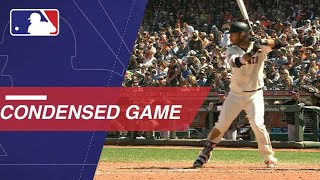 Condensed Game: COL@SF - 5/19/18