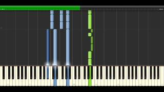 Blake Shelton – Lonely Tonight (feat. Ashley Monroe) (How To Play On Piano)