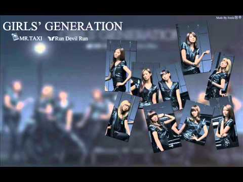 [110412] Mr.Taxi - SNSD/ Girs' Generation...
