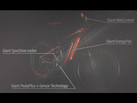 2017 Giant Electric Bike Drive System: Hybrid Cycling Technology | Electric Bike Report