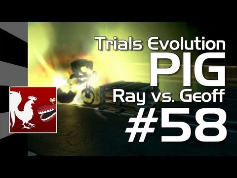 Trials Evolution - Achievement PIG #58 (Ray vs. Geoff)