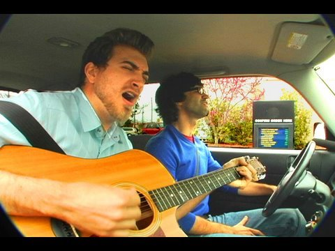 Fast Food Folk Song (at the Taco Bell Drive-Thru)