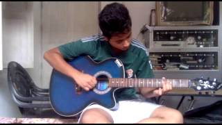 Prem Amar (sad) in guiter by Avi
