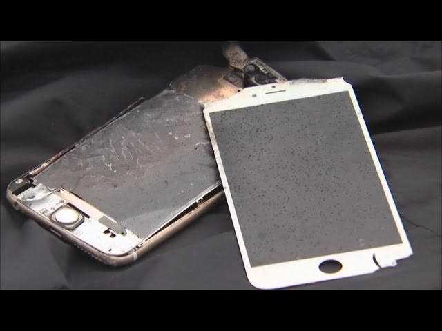 College Student Says iPhone 6 Plus Burst Into Flames In His Pocket During Class