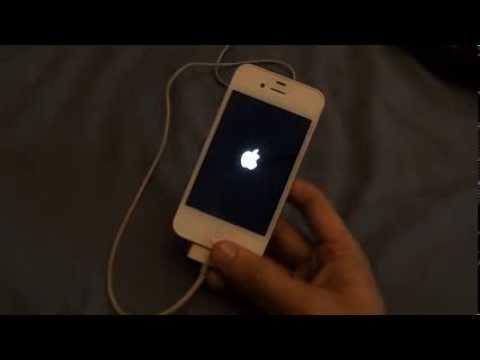 How To Fix Stuck At Apple Logo on iOS 7 Jailbreak Problem