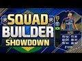 FIFA 18 SQUAD BUILDER SHOWDOWN!!! STRIKER TEAM OF THE YEAR DANI ALVES!!! Fifa 18 Squad Duel