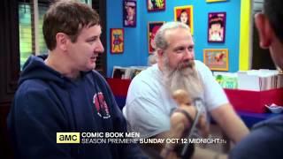 Comic Book Men Trailer