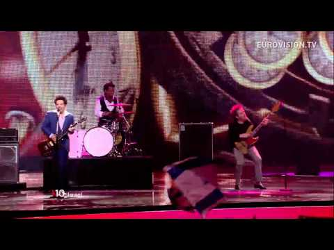 Izabo - Time - Live - 2012 Eurovision Song Contest Semi Final 1