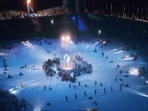 Церемония открытия Олимпийских игр в Сочи 2014/Sochi Olympics opening ceremony