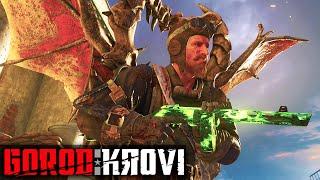 """Black Ops 3 Zombies """"Gorod Krovi"""" - How to get WINGS! Dragon Zombie Wings Tutorial (COD BO3 Zombies)"""