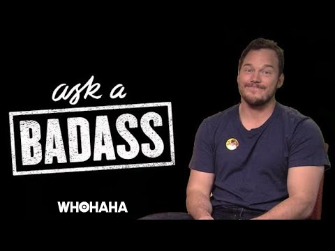 Chris Pratt on Elizabeth Banks'