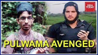Morning Newswrap: Pulwama Mastermind Dead, Pulwama Politics, India Backs Kulbhushan,ED Heat On Vadra