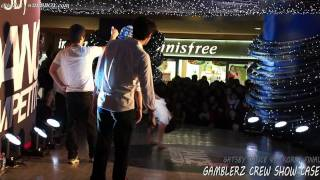 Gamblerz Crew Freestyle Showcase @ Gatsby Dance Competition Final