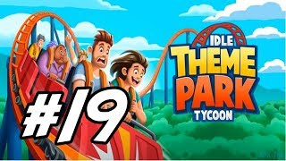 "Idle Theme Park Tycoon - 19 - ""Volcanic Island"""