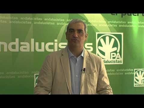 Antonio Jesus Ruiz sobre  dimisión de Griñan