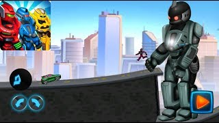 Automatrons 2: Robot Car Transformation Race Game - Android Gameplay