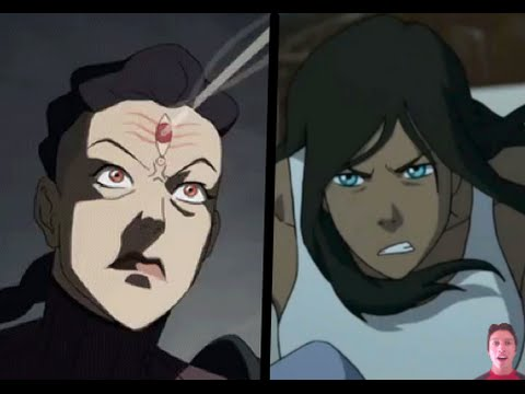 Legend Of Korra Removed From Tv! Season 3 Episode 8 Review- Team Korra Vs Zaheer Group! video