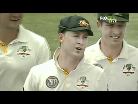 Michael Clarke Catch- Jayawardene Stands Ground
