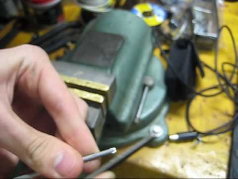 Replacing a Gamecube controller analog stick - PART 1