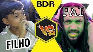 BMO - The Return vs. Naui MOVNI (Son vs. PAI) Clock RAP Battle 3 Years Epico Duel