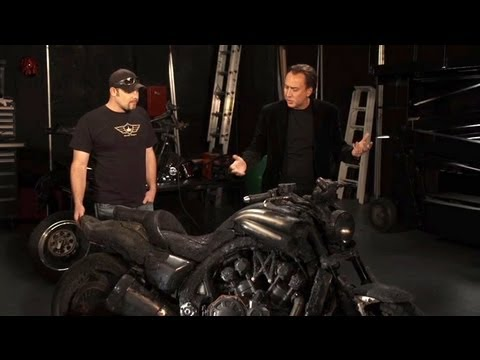Ghost Rider and American Chopper Integrated Marketing