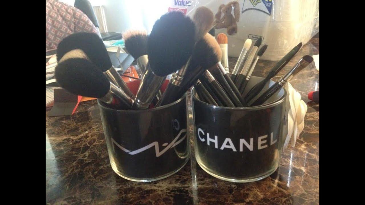 Sephora Makeup Brushes Holder Diy Makeup Brushes Holder