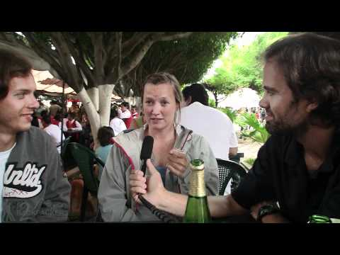 FOOD FESTIVAL IN JUAYUA EL SALVADOR - Travel Video Ep 12