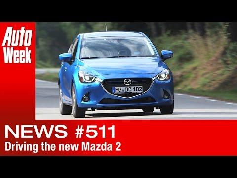 Journaal - Rijden met de nieuwe Mazda 2