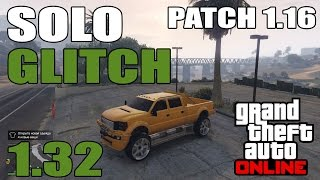 Соло Глич GTA 5 Online 1.32 / Solo Glitch GTA 5 Online PS4, Xbox One (patch 1.16)