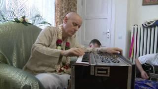 2010.04.10. Kirtan by HG Sankarshan Das Adhikari - Kaliningrad, RUSSIA