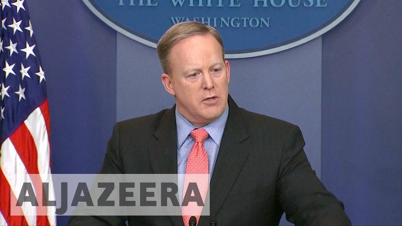 White House spokesman Sean Spicer resigns