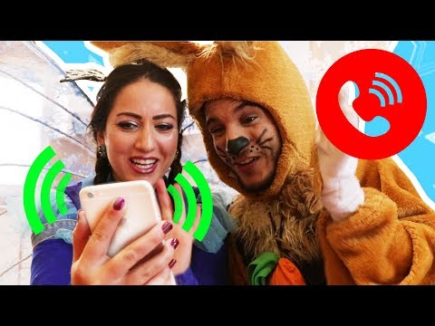 Bunny & Jumpy - Long-Distance Phone Call