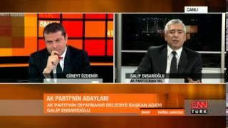 Galip Ensarioğlu: Türkiye'de Kürtlerin yaşadığı coğrafya Kürdistan'dır