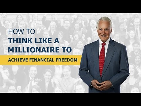 How to Think Like a Millionaire to Achieve Financial Freedom